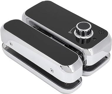 Smart Door Lock, Smart Door Password Keypad, Support Virtual Password Glass Door Password Lock, Home Security Device, Warehou