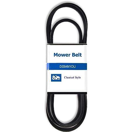 "Deck Belt Fits Exmark Lazer Z 72/"" Deck 643052"