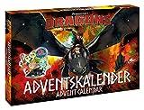 Craze 57323 - Adventskalender Dreamworks Dragons -