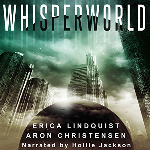 Whisperworld audiobook cover art