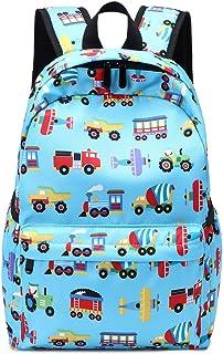 Backpack Waterproof, Boys Girls Bookbag for School 14inch Lightweight Travel Daypack