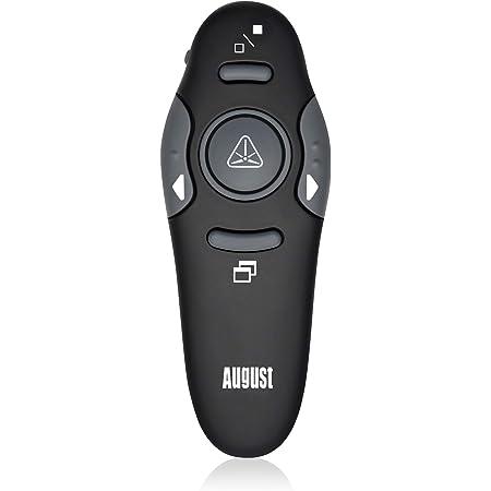 Prezi batteria AAA Doosl Windows XP//7//8 Linux Android Keynote Puntatore laser per presentazioni di diapositive con telecomando per Powerpoint Presentation