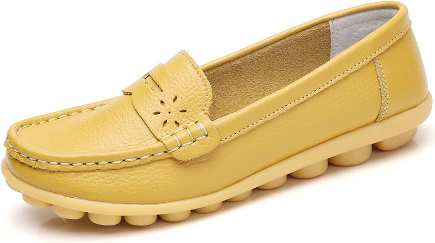 Be fearless 2019 Women Flats Casual Leather shoes Woman shoes Soft Slip On Flat shoes Solid Women's Loafers