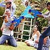 Joyjoz Pistola de Agua Alta Capacidad 1000 ml Pistola de Agua para Niños Adultos Tirador de Agua para Piscina de Verano Fiesta en la Playa Juguete de Agua #5