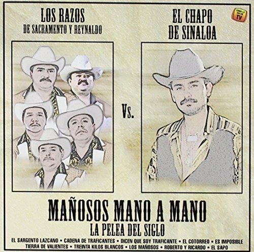 Manosos Mano a Mano by Razos De Sacramento Y Reynaldo