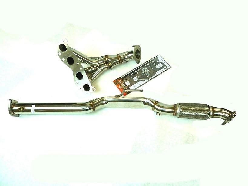 OBX Performance SS Exhaust Manifold Header 08-13 Nissan Altima 2Dr, 07-18 4Dr 2.5L QR25DE