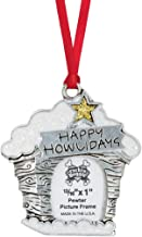 product image for Rockin Doggie Pewter Ornament, Happy Howlidays/Picture