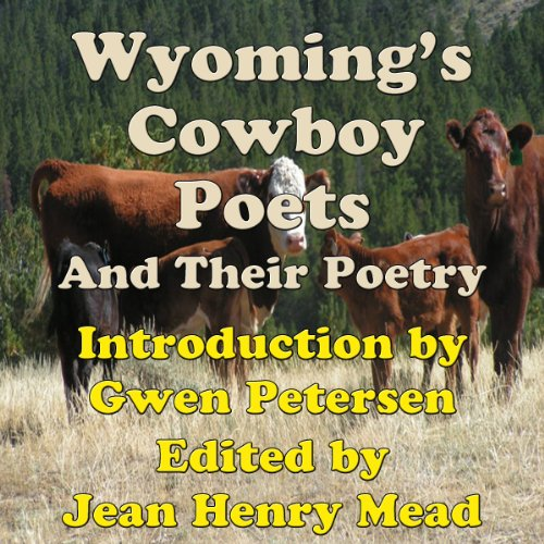 Wyoming's Cowboy Poets audiobook cover art