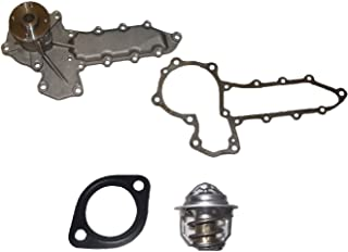 New Kumar Bros USA Thermostat /& Gasket 160°F For Bobcat 7753 Skid Steer