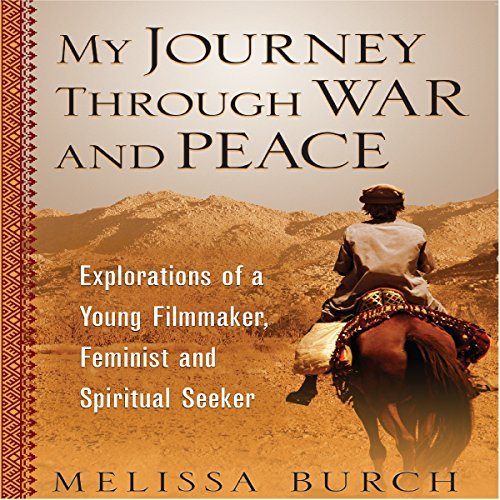 My Journey Through War and Peace audiobook cover art