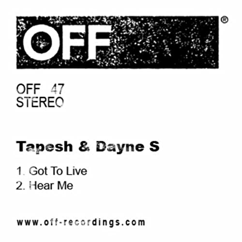 Got To Live EP by Dayne S Tapesh on Amazon Music - Amazon com