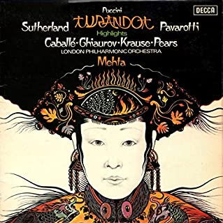Highlights from Puccini's Turandot