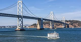 Champagne Brunch Cruise on San Francisco Bay For Two - Tinggly Voucher/Gift Card in a Gift Box
