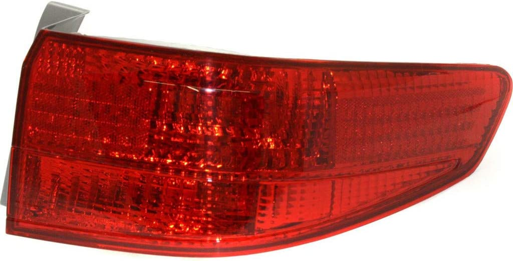 For 2005 Fashionable Honda Accord Ranking TOP3 Rear Tail Assembly Side Light Un Passenger
