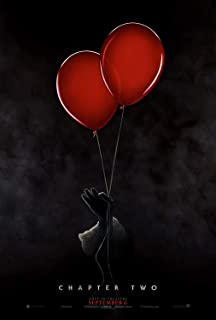 Rock-Poster IT Chapter Two (2019 Movie Poster) Stephen King - Pennywise Posters and Prints Unframed Wall Art Gifts Decor 11x17 P01