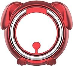 Telefoon Ring Beugel Universele Cartoon Hond Ring Beugel Telefoonhouder Desktop Stand Het Kan worden gebruikt als een Mobi...