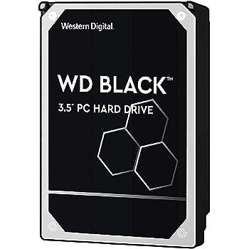 """WD Black 4TB Performance Internal Hard Drive - 7200 RPM Class, SATA 6 Gb/s, 256 MB Cache, 3.5"""" - WD4005FZBX"""