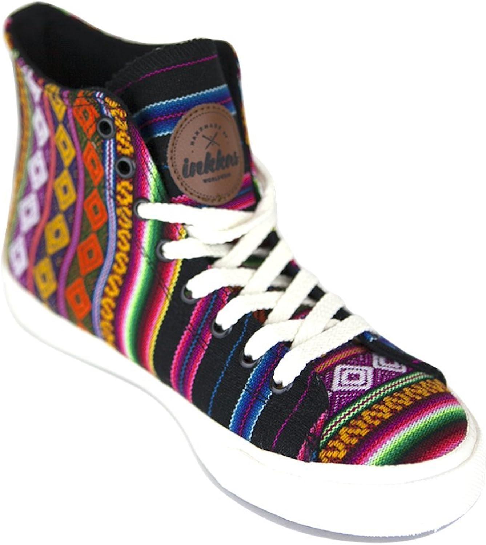 skor skor skor svart Spectrum High Top  få det senaste