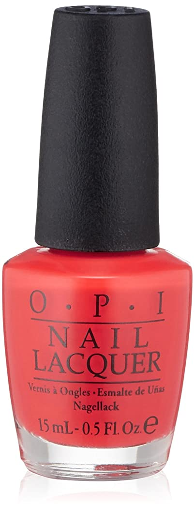 正当な解釈するタクシーOPI Tasmanian Devil Made Me Do It Nail Lacquer Classics Collection 15ml