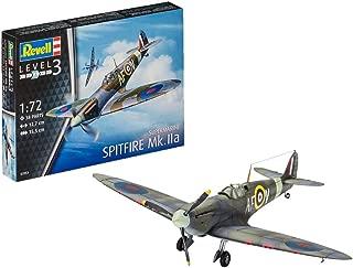 Revell- Spitfire MK.IIa Kit de Modelo,, 12,7cm (03953)