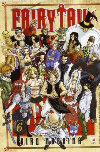 Fairy Tail (Vol. 6)
