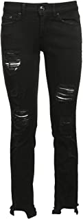 Luxury Fashion Mujer P692BS009DR23999 Negro Jeans | Temporada Outlet