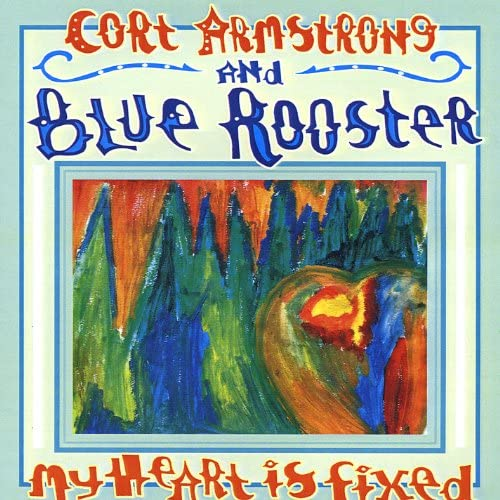 Cort Armstrong and Blue Rooster