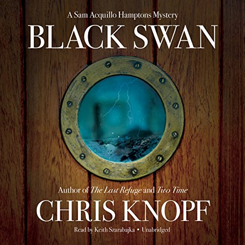 Black Swan audiobook cover art
