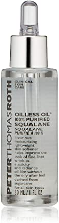 Peter Thomas Roth 100% Purified Squalane Oilless Oil, 1.0 Fluid Ounce