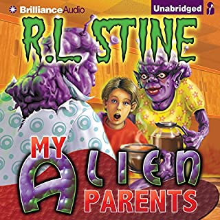 My Alien Parents cover art