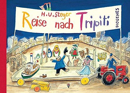 Reise nach Tripiti (Kinderbücher)