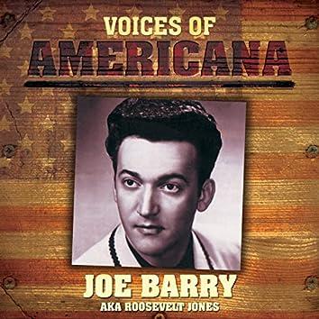 Voices Of Americana: Joe Barry AKA Roosevelt Jones
