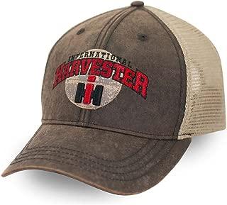 International Harvester Washed Wax Cloth Cap