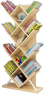 Wstomys étagère de rangement étagères flottantes étagère en forme d'arbre, étagère de chambre simple et économique étagère...