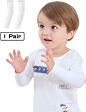 Arm Sleeves for Kids 1 Pair, UPF 50 UV Sun Protection Cooling Sleeves to Cover Arms