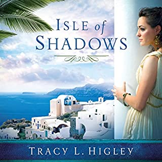 Isle of Shadows audiobook cover art