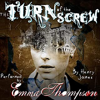 The Turn of the Screw [Soundtrack Edition]                   By:                                                                                                                                 Henry James                               Narrated by:                                                                                                                                 Emma Thompson,                                                                                        Richard Armitage - introduction                      Length: 4 hrs and 40 mins     154 ratings     Overall 3.8