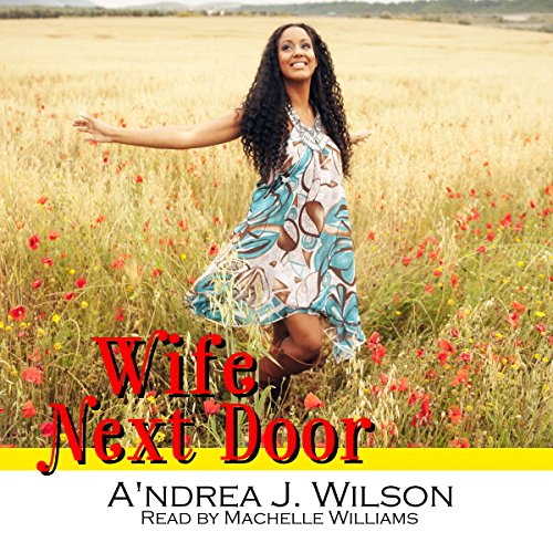 Wife Next Door audiobook cover art