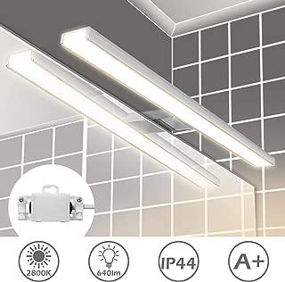 Wowatt Aplique de Espejo Baño LED 8w Lámpara de Espejo