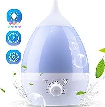 1.3l ultrasonic air humidifier