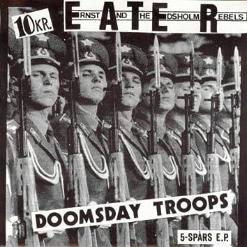Doomsday Troops EP (Digital)