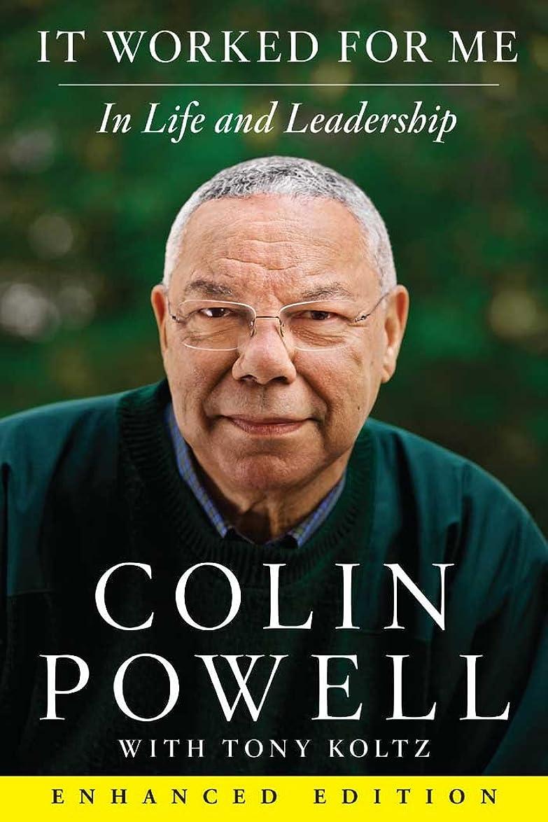 突き出す爬虫類現在It Worked for Me (Enhanced Edition): In Life and Leadership (English Edition)