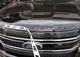 Best ford explorer front hood emblem Reviews