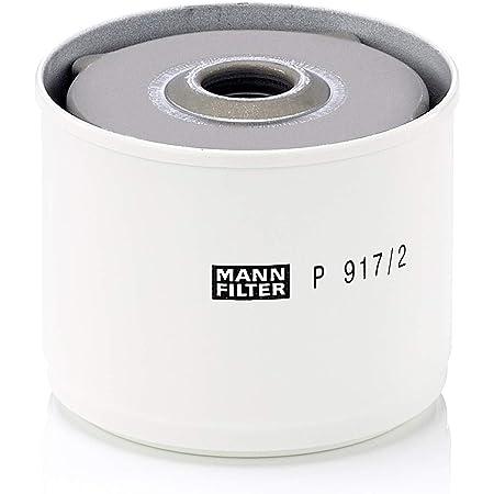Original Mann Filter Kraftstofffilter P 917 2 X Kraftstofffilter Satz Mit Dichtung Dichtungssatz Für Nutzfahrzeug Auto