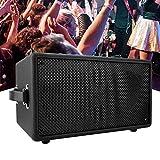 Nannday Sistema Karaoke, Musiccube I-MA90 Scatola per Altoparlanti Portatile per Rinforzo ...