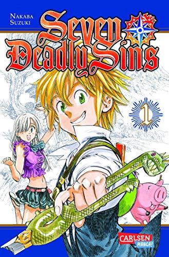 Seven Deadly Sins 1: Mittelalterliche Fantasy-Action mit Witz
