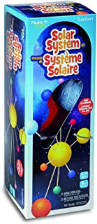 FloraCraft Foam 17 Piece Solar System Kit Pre-Painted