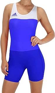 adidas Performance Womens T. Fall Wrestling Sports Wrestler Singlet Suit