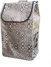 WY-Einkaufstrolleys OxfordCloth Impermeable, 30 L Bolsa de Recambio para Cesta de la Compra