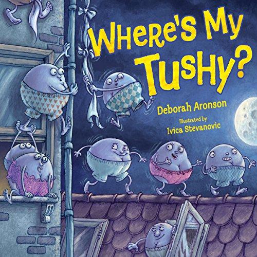 Where's My Tushy? copertina